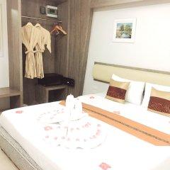 Golden Dragon Suvarnabhumi Hotel 4* Улучшенный номер с различными типами кроватей