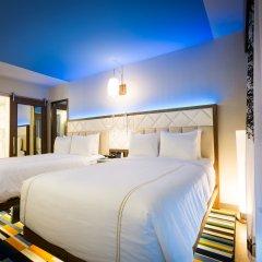 EVEN Hotel New York- Midtown East 4* Стандартный номер с 2 отдельными кроватями