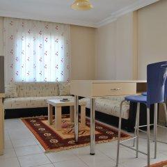 Отель Kara Family Apart Апартаменты с разными типами кроватей
