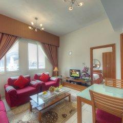 La villa Najd Hotel Apartments 4* Улучшенные апартаменты с 2 отдельными кроватями