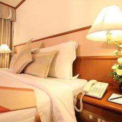 Royal Phuket City Hotel 4* Стандартный номер разные типы кроватей фото 3