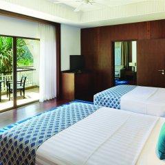 Отель Outrigger Laguna Phuket Beach Resort 5* Вилла с различными типами кроватей фото 3