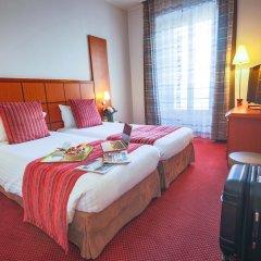 Best Western Hotel Roosevelt 3* Стандартный номер с 2 отдельными кроватями