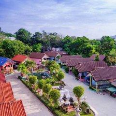 Отель Phaithong Sotel Resort вид из номера
