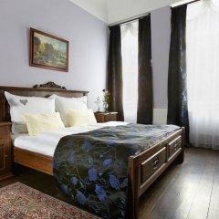 Отель Residence U Cerného Orla 3* Стандартный номер с различными типами кроватей
