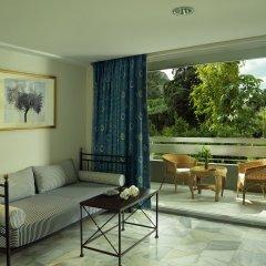 Dionysos Hotel 4* Студия с различными типами кроватей