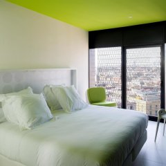 Отель Barcelo Raval 5* Улучшенный номер фото 4
