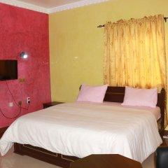Cute Villa Hotel and Suites 3* Номер Делюкс с различными типами кроватей