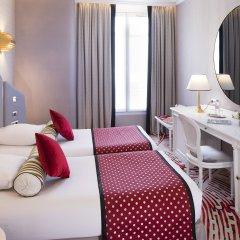 Отель Best Western Hôtel Victor Hugo 4* Стандартный номер с различными типами кроватей