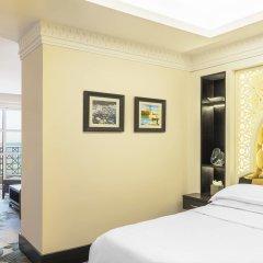 Отель Sheraton Sharjah Beach Resort & Spa 5* Стандартный номер с различными типами кроватей
