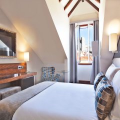 TURIM Terreiro do Paço Hotel 4* Улучшенный номер с различными типами кроватей