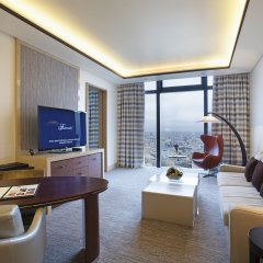Отель Fairmont Baku at the Flame Towers Азербайджан, Баку - - забронировать отель Fairmont Baku at the Flame Towers, цены и фото номеров комната для гостей