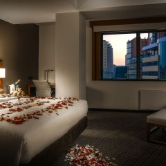 Отель Хаятт Плейс Ереван комната для гостей фото 2