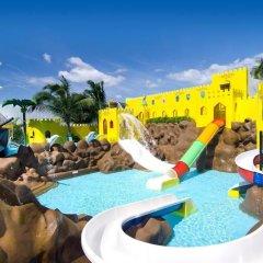 Отель Crown Paradise Club Cancun - Все включено Мексика, Канкун - 10 отзывов об отеле, цены и фото номеров - забронировать отель Crown Paradise Club Cancun - Все включено онлайн детская площадка фото 3
