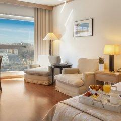 Отель SH Valencia Palace 5* Номер категории Премиум с различными типами кроватей