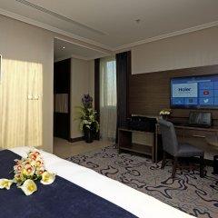 Swiss International Royal Hotel Riyadh 4* Представительский люкс с различными типами кроватей