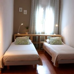 Отель Bed And Beach Barcelona Guesthouse 3* Люкс