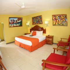 Отель Seastar Inn 3* Улучшенный номер с различными типами кроватей