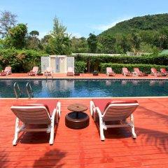 Отель Baan Panwa Resort&Spa открытый бассейн