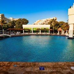 Отель Park Royal Cancun - Все включено Мексика, Канкун - отзывы, цены и фото номеров - забронировать отель Park Royal Cancun - Все включено онлайн открытый бассейн фото 2