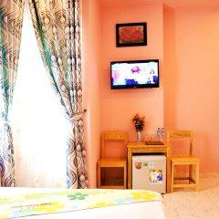 Отель Dalat Flower 3* Номер Делюкс