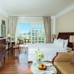 Sunrise Nha Trang Beach Hotel & Spa 4* Улучшенный номер с различными типами кроватей