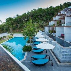 Отель Chalong Chalet Resort & Longstay бассейн фото 3