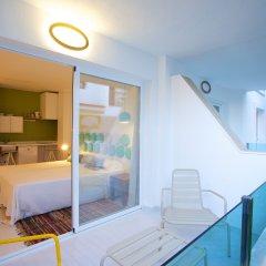 Отель Santos Ibiza Suites Студия с различными типами кроватей