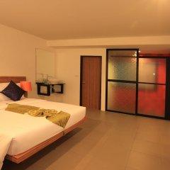 Gu Hotel 3* Стандартный номер разные типы кроватей фото 2