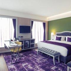 Отель Mercure Tbilisi Old Town Улучшенный номер с различными типами кроватей фото 2