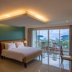 Отель Chanalai Flora Resort, Kata Beach 4* Представительский номер разные типы кроватей