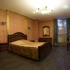 Хостел Иркутск Сити Лодж Стандартный семейный номер с двуспальной кроватью