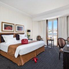Hotel Barriere Le Majestic 5* Номер Делюкс с 2 отдельными кроватями фото 3
