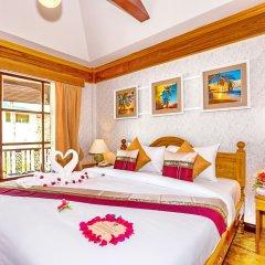 Курортный отель Lamai Coconut Beach 3* Улучшенное бунгало с различными типами кроватей