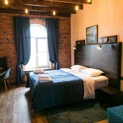 Мини-Отель Бронза Номер Делюкс с различными типами кроватей