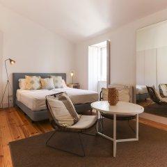 Отель Combro Suites by Homing 4* Студия с различными типами кроватей фото 2