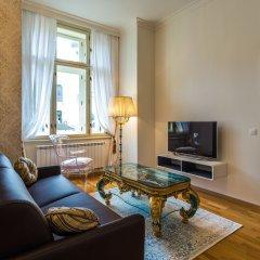Отель Karlsbad Prestige 3* Улучшенные апартаменты с различными типами кроватей
