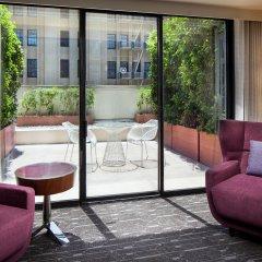 Отель Sheraton Grand Los Angeles 3* Люкс с различными типами кроватей