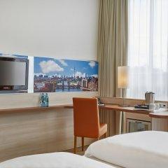 H+ Hotel Berlin Mitte 4* Номер Бизнес с различными типами кроватей