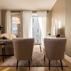 Апартаменты Hintown Apartments Montenapoleone Милан жилая площадь фото 4