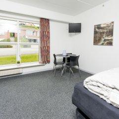 Отель Danhostel Vejle Стандартный номер с различными типами кроватей фото 2