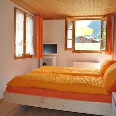 Отель Chalet Weidhaus Ferienwohnung & Zimmer Студия с различными типами кроватей