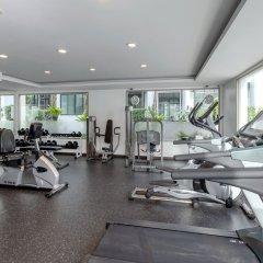 Апартаменты The Regent Phuket Serviced Apartment Kamala Beach гимнастика