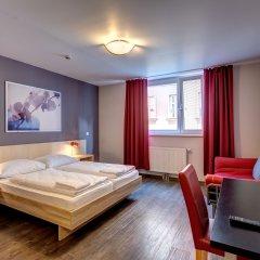 MEININGER Hotel Vienna Central Station 3* Стандартный номер с различными типами кроватей