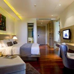 Отель Wyndham Sea Pearl Resort Phuket 4* Люкс повышенной комфортности с различными типами кроватей фото 7