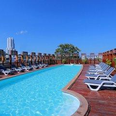 Отель Days Inn by Wyndham Patong Beach Phuket бассейн на крыше фото 2