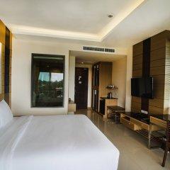 Отель Aqua Resort Phuket 4* Номер Делюкс с двуспальной кроватью
