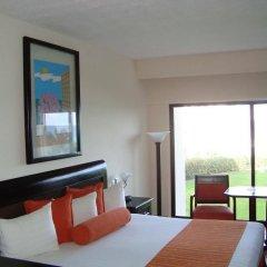 Отель Crown Paradise Club Cancun - Все включено Мексика, Канкун - 10 отзывов об отеле, цены и фото номеров - забронировать отель Crown Paradise Club Cancun - Все включено онлайн комната для гостей фото 2