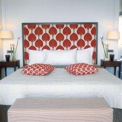 Отель Vouliagmeni Suites 4* Улучшенный номер с различными типами кроватей