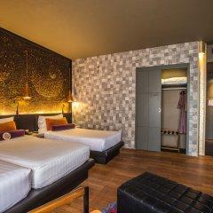 Siam@Siam Design Hotel Bangkok 4* Стандартный номер с различными типами кроватей фото 24